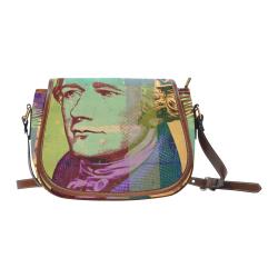 Hamilton-2 Saddle Bag/Large (Model 1649)