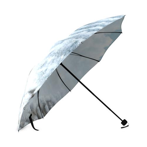 Wonderful siberian tiger Foldable Umbrella (Model U01)