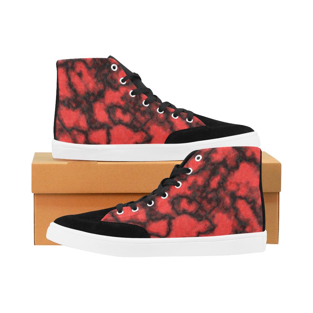 redplanet Herdsman High Top Shoes for Men (Model 038)
