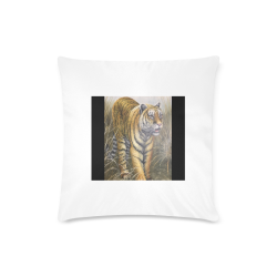 "creep Custom Zippered Pillow Case 16""x16""(Twin Sides)"