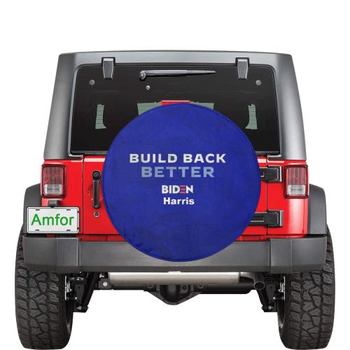 Biden - Harris 2020 by Artdream 34 Inch Spare Tire Cover