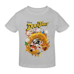 DuckTales Sunny Youth T-shirt (Model T04)