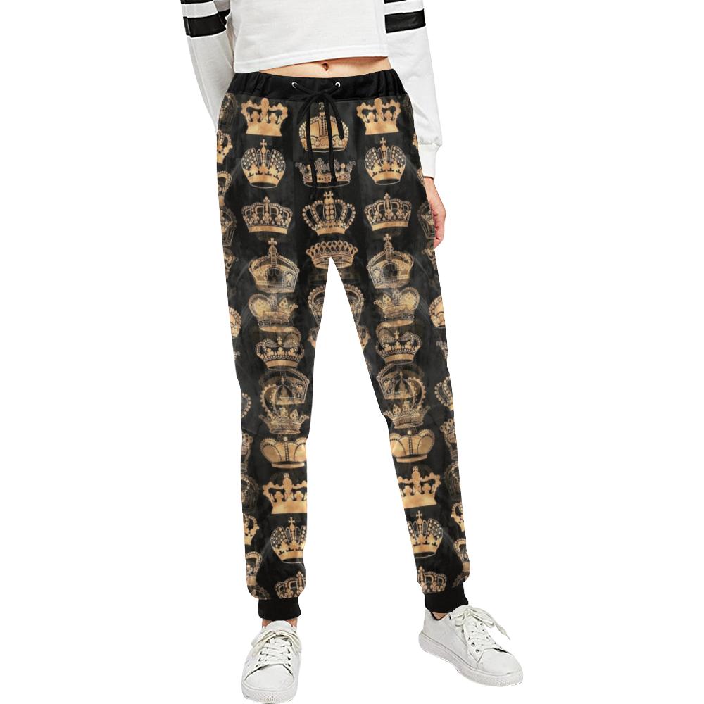 Royal Krone by Artdream Women's All Over Print Sweatpants (Model L11)