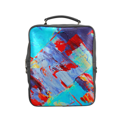 oil_k Square Backpack (Model 1618)