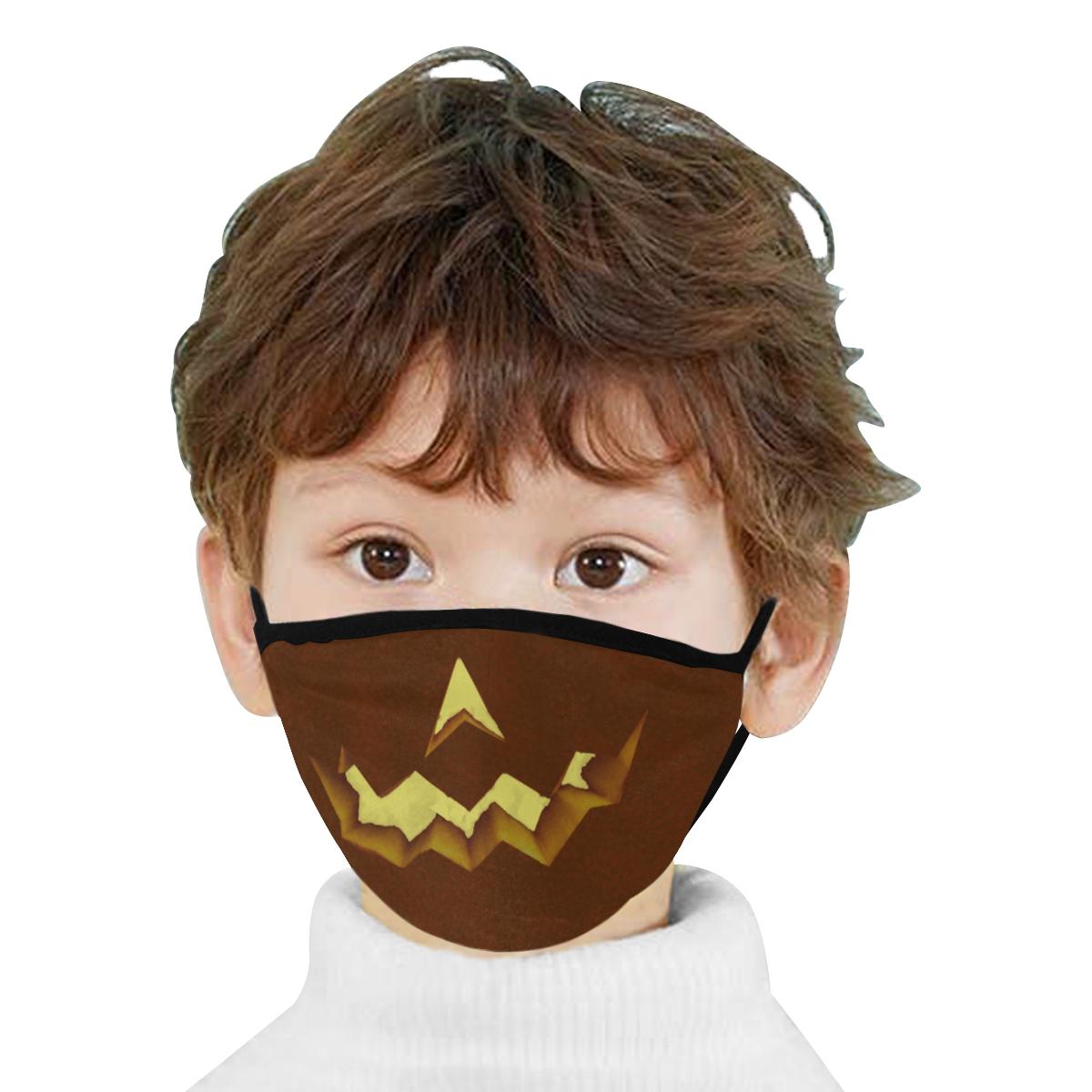 Jack O Lantern Lit Mouth Mask