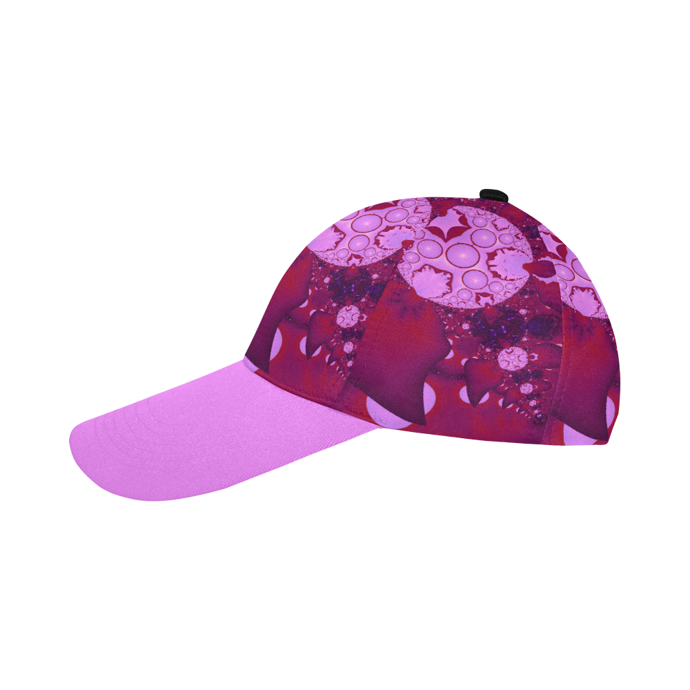 Planetary Bubble Gum All Over Print Baseball Cap B