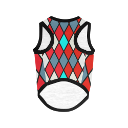 harlequin 2 All Over Print Pet Tank Top