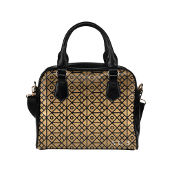 I01 Shoulder Handbag (Model 1634)