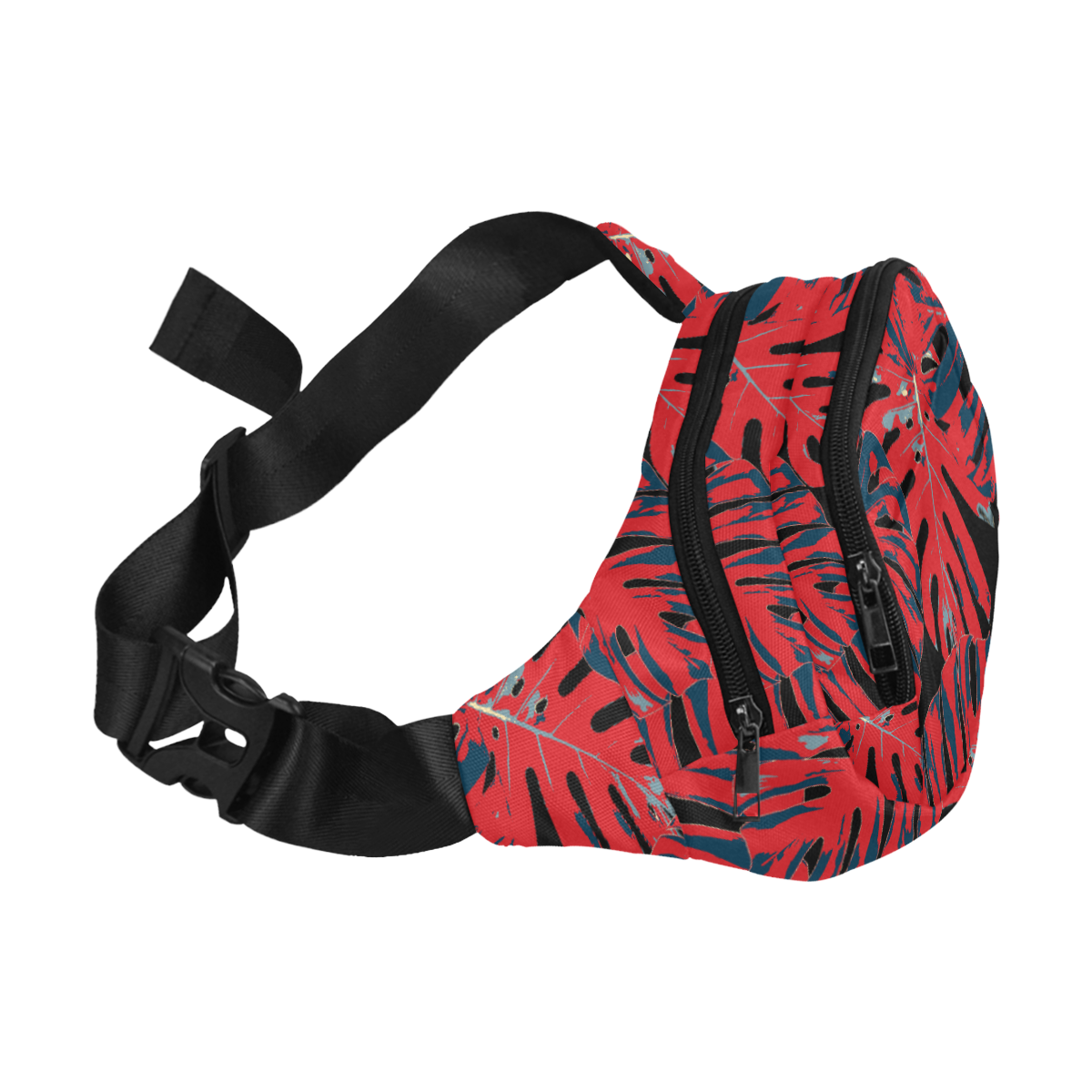 cheeseplant hope Fanny Pack/Small (Model 1677)