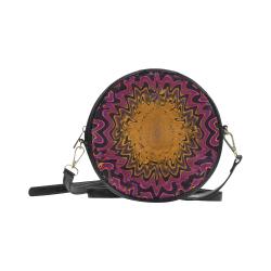 The Eye Round Sling Bag (Model 1647)