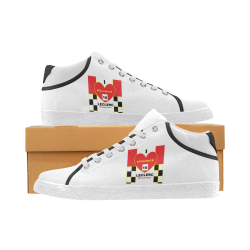 LECLERC Men's Chukka Canvas Shoes (Model 003)