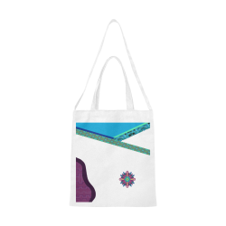 DeliAh by Vaatekaappi Canvas Tote Bag/Medium (Model 1701)
