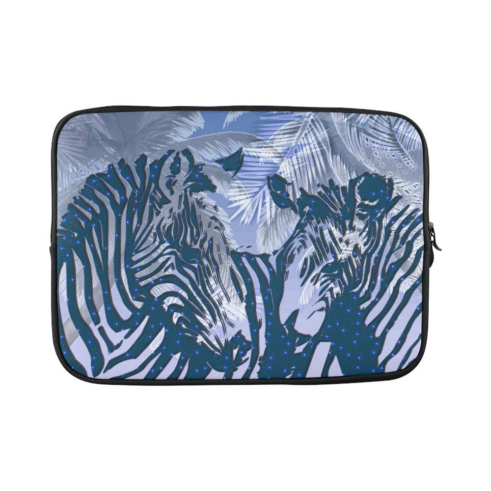 """African zebras Custom Sleeve for Laptop 15.6"""""""