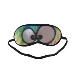 Cartoon Eyes Sleeping Mask