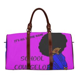 Boutique Bag Waterproof Travel Bag/Small (Model 1639)
