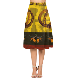 Dress_ENB Kina Shell Aoede Crepe Skirt (Model D16)