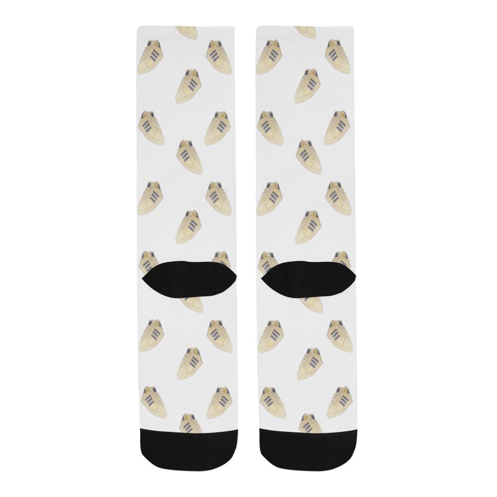 superstar pattern multi Trouser Socks