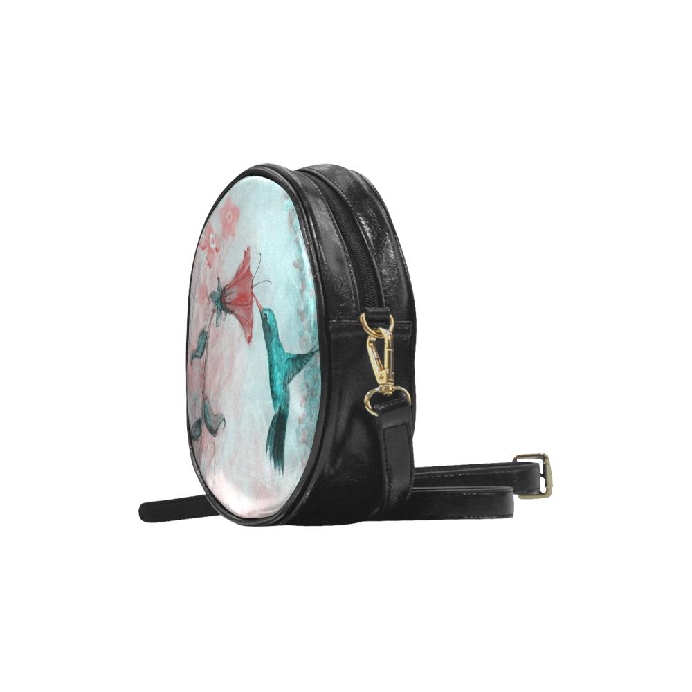 Hummingbird-3 Round Sling Bag (Model 1647)