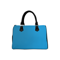 PLASTIC Boston Handbag (Model 1621)