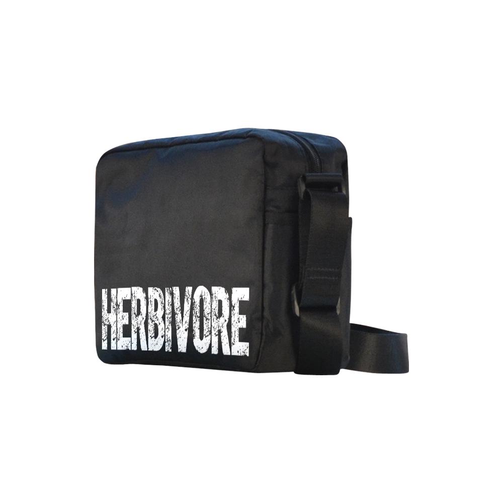 Herbivore (vegan) Classic Cross-body Nylon Bags (Model 1632)