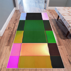 Checkmate by Jera Nour Area Rug 10'x3'3''