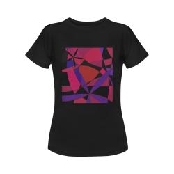 Abstract #15 Oct. 2020 Women's Classic T-Shirt (Model T17)