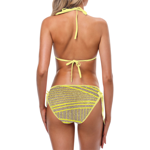 Goldmine Custom Bikini Swimsuit (Model S01)