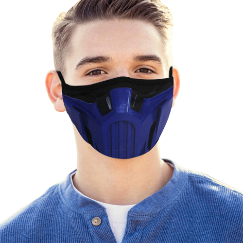 3D SUB ZERO MASK Mouth Mask (Pack of 3)