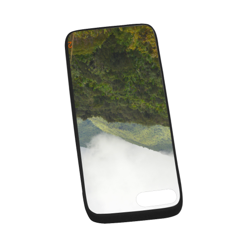 """YS_0089 - Mountain View Rubber Case for iPhone 7 plus (5.5"""")"""