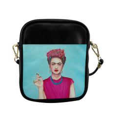 FRIDA IN THE PINK Sling Bag (Model 1627)