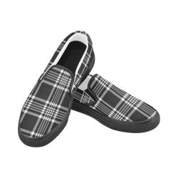 bw Women's Unusual Slip-on Canvas Shoes (Model 019)