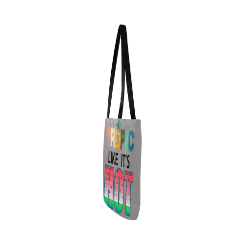 Tropic Like It's Hot Reusable Shopping Bag Model 1660 (Two sides)