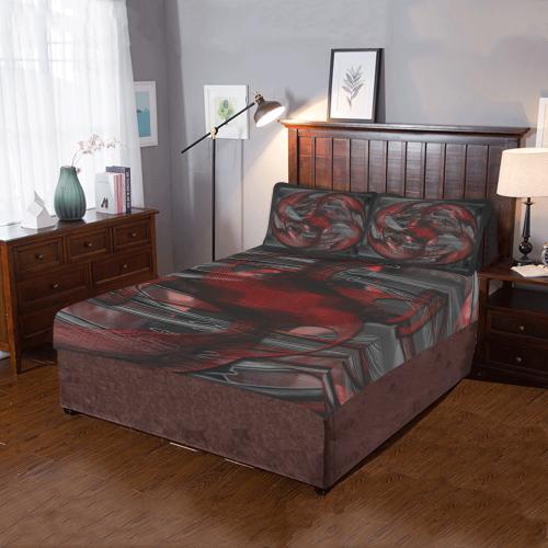 5000xart 3 3-Piece Bedding Set