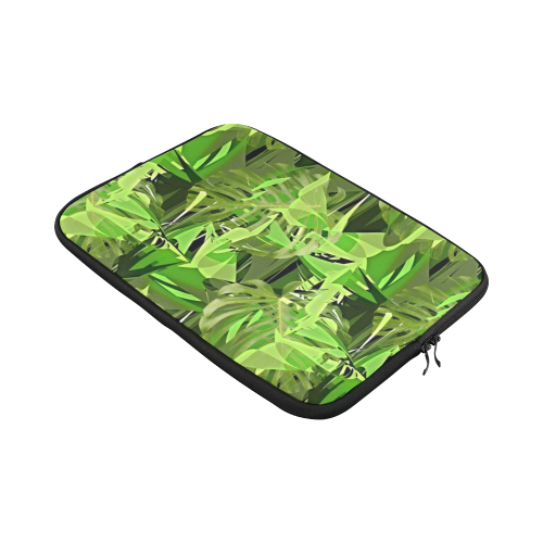 Tropical Jungle Leaves Camouflage Macbook Pro 15''