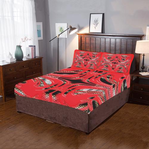 5000xart 18 3-Piece Bedding Set