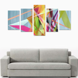 Summer Canvas Print Sets C (No Frame)