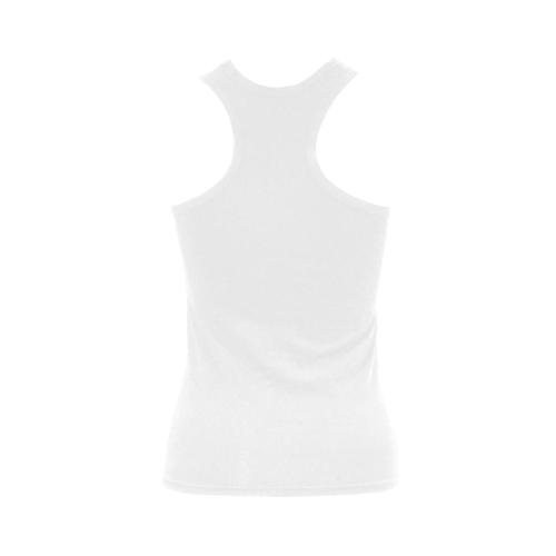 Tiemwörk kann ich Women's Shoulder-Free Tank Top (Model T35)