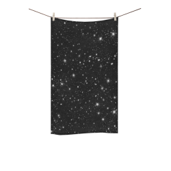 "Stars in the Universe Custom Towel 16""x28"""