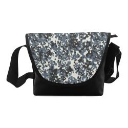 Urban City Black/Gray Digital Camouflage Crossbody Bag (Model 1631)