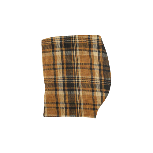 TARTAN DESIGN Briseis Skinny Shorts (Model L04)