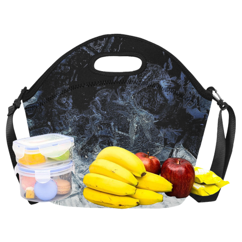 oil_a Neoprene Lunch Bag/Large (Model 1669)