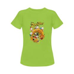 DuckTales Women's Classic T-Shirt (Model T17)
