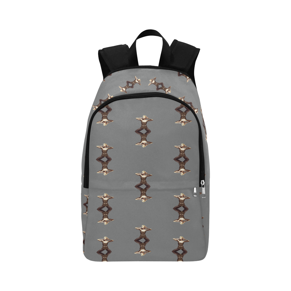 madonna pattern Fabric Backpack for Adult (Model 1659)
