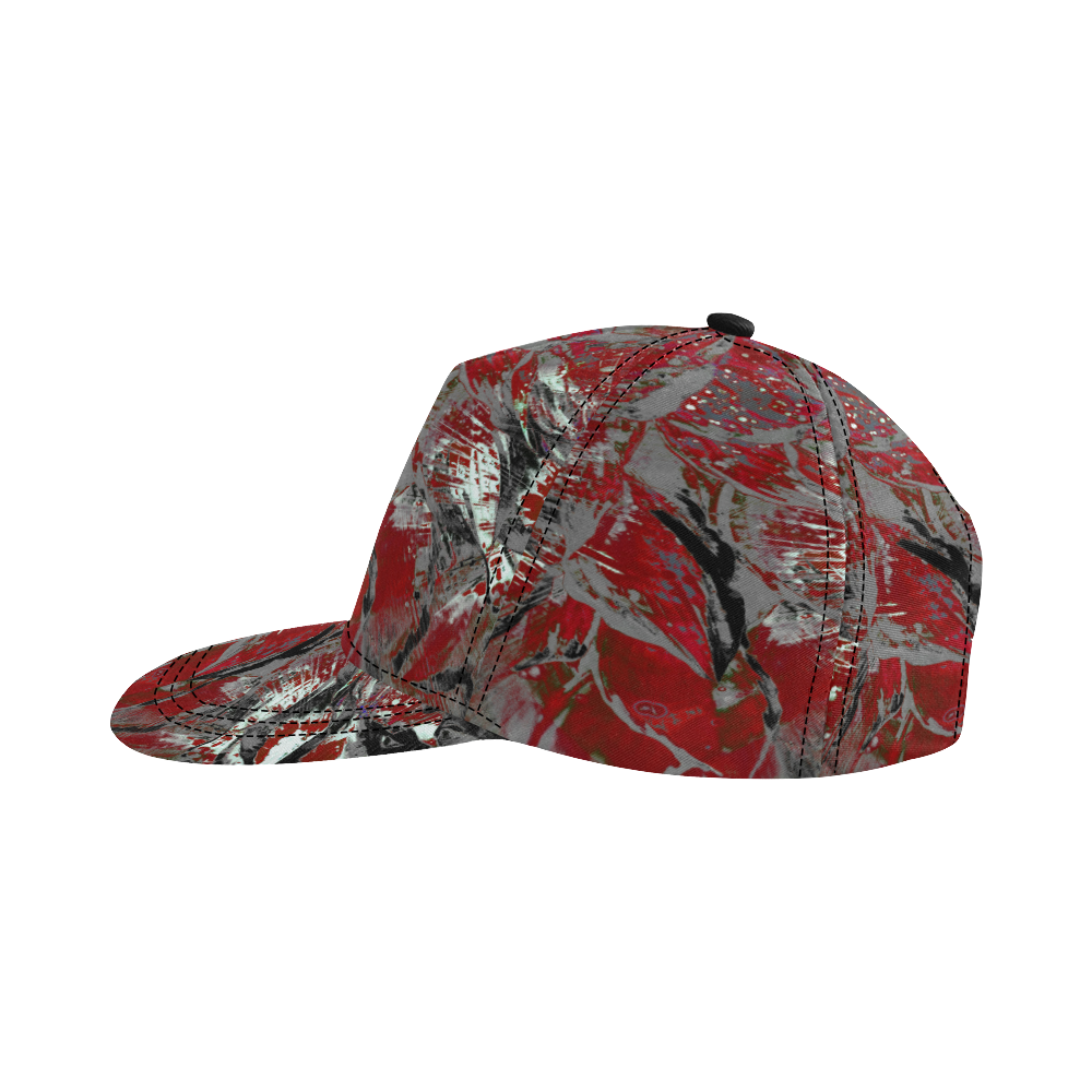 wheelVibe_vibe12D1 All Over Print Snapback Hat D