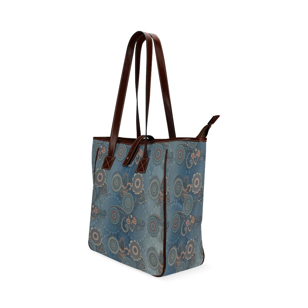 Mandalas Classic Tote Bag (Model 1644)