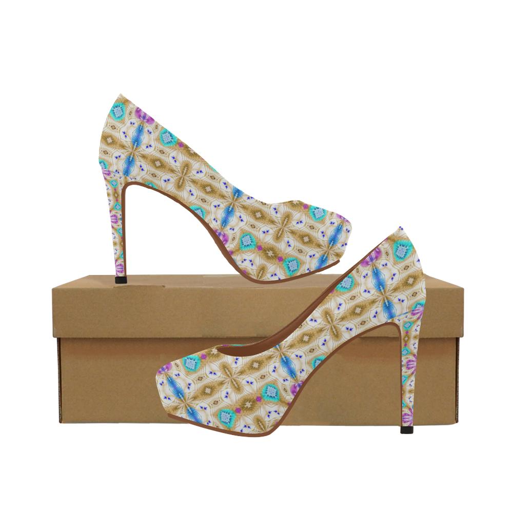 McKenzie's Offroading Adventure Women's High Heels (Model 044)