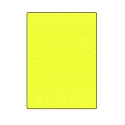 """Neon Yellow Blanket 58""""x80"""""""