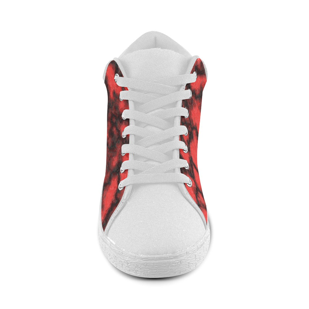 redplanet Women's Chukka Canvas Shoes (Model 003)