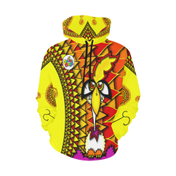 JUNGLEBIRDY _ SUN OF JUNGLEBIRDY HOODIE All Over Print Hoodie for Men (USA Size) (Model H13)