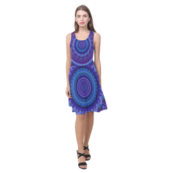 MANDALA PASSION OF LOVE Atalanta Casual Sundress(Model D04)